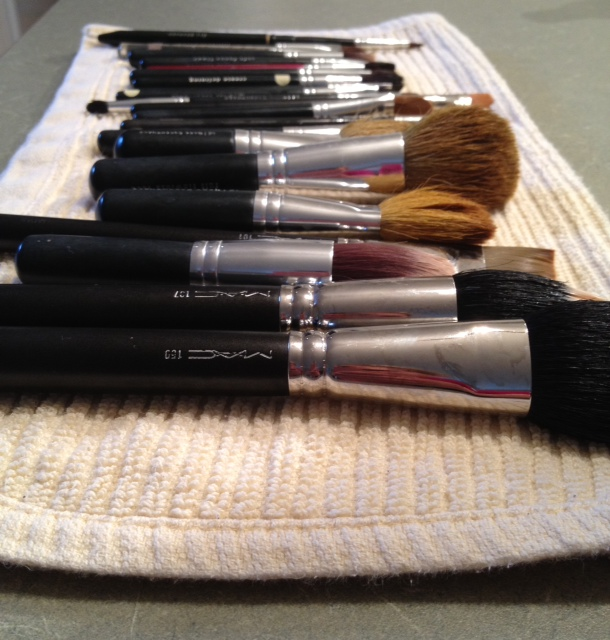 How Often Do You Clean Your Makeup Brushes?