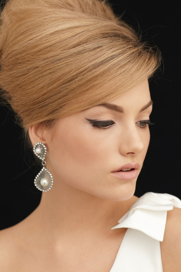 Classic Wedding Hair And Makeup : Bridal Makeup Looks 2013 - www.proteckmachinery.com